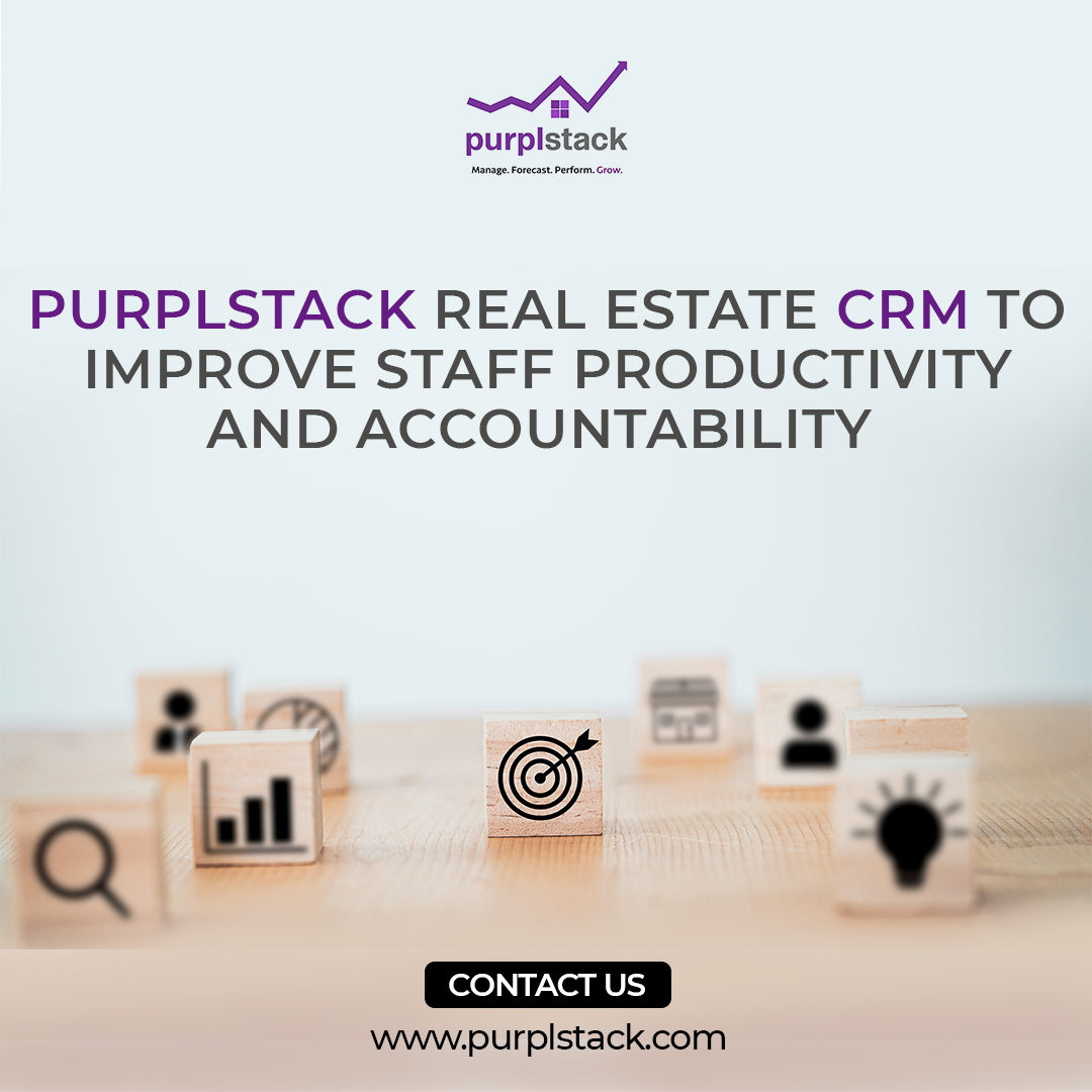Purplstack | Real Estate CRM Solution