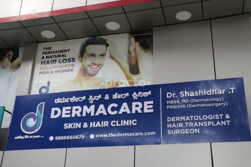 Dermacare skin and hair clinic | Hair transplant in bangalore