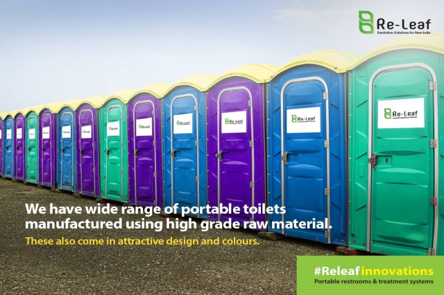 Re-Leaf Sanitation Solutions